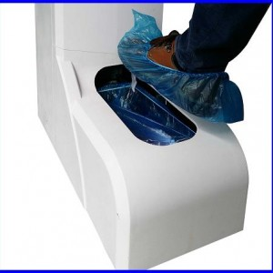 سری جدید دستگاه های کاور کفش