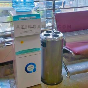 سطل لیوان یکبار مصرف