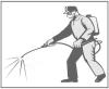 سمپاشی و دفع حشرات