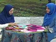 ویدئو :  تکه دوزی