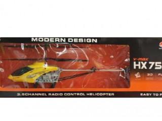 هلیکوپتر رادیویی مدل v-max 755