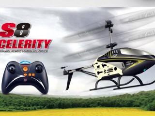 هلیکوپتر 3.5 کاناله syma s8