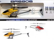 هلیکوپتر رادیو کنترل 3.5 کاناله مدل BR6806