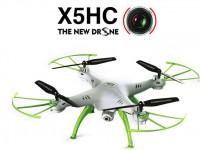 کواد کوپتر سایما مدل X5HC دوربین HD با تنظیم ارتفاع