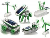 کیت خورشیدی سولار با قابلیت ساختن 6 مدل خورشیدی