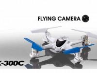 کوادکوپتر دوربین وای فای ( ارسال تصویر ) mjx 300 c