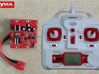 دسته کنترل و مدار کوادکوپترهای x8hc-x8hg-x8hw
