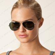 خرید عینک آفتابی ریبن 3025 rayban فریم مشکی