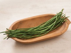 بذر لوبیا غلاف بلند سبز Gita
