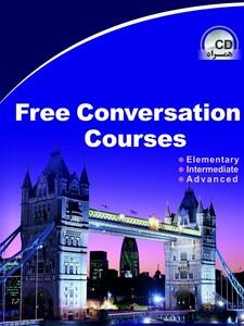 Free Conversation Courses (همراه CD )