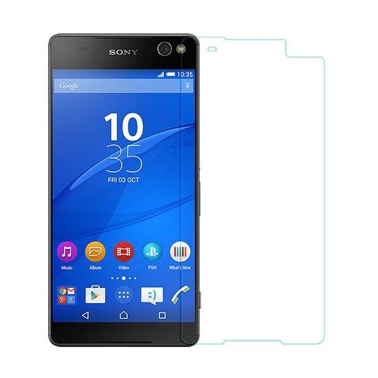محافظ صفحه نمایش شیشه ای Sony Xperia C5 Ultra Amazing H
