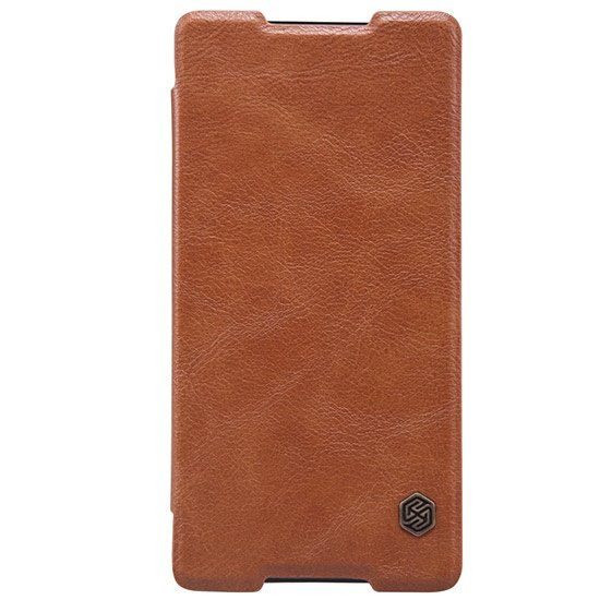 کیف چرمی Sony Xperia Z4 Qin