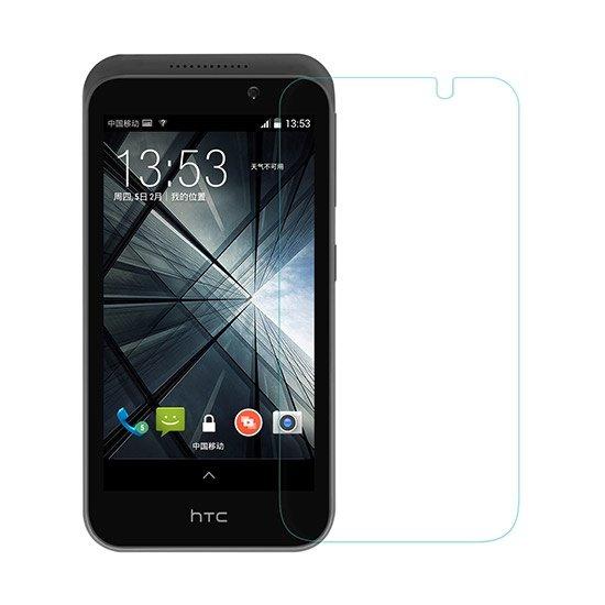 محافظ صفحه نمایش شیشه ای HTC Desire 320 Amazing H