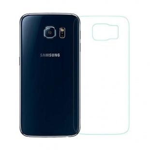 محافظ شیشه ای پشت گوشی Samsung Galaxy S6 Amazing H