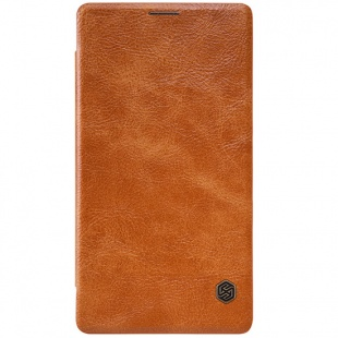کیف چرمی Microsoft Lumia 950 XL Qin