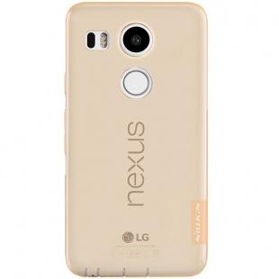 محافظ ژله ای LG Nexus 5X Nature