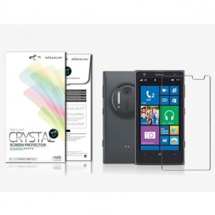 محافظ صفحه نمایش Nokia Lumia 1020 Super Clear Anti-fingerprint