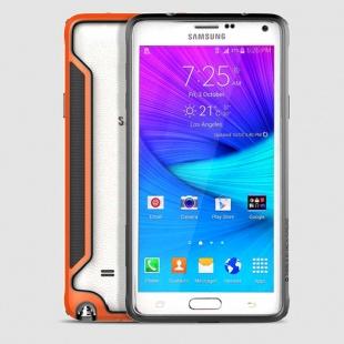 بامپر Nillkin Armor-Border series For Samsung GALAXY Note 4