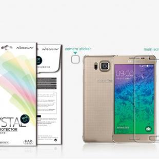 محافظ صفحه نمایش Nillkin Super Clear Anti-fingerpr For Samsung Galaxy Alpha