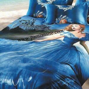 روتختی دخترانه ملکه آبی