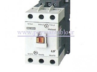 کنتاکتور متاسل 50 آمپر ، 22 کیلو وات ، (LS ، (220V AC