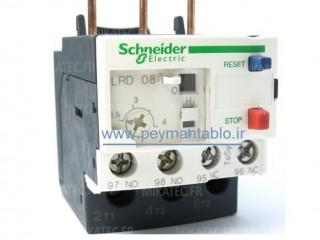 بیمتال (رله حرارتی) 2.5 آمپر تا 4 آمپر Schneider electric