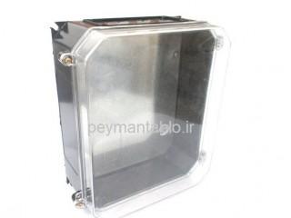 جعبه پلی کربنات به عرض 25 طول 25 عمق12 (مارک کارن - سپیدار)