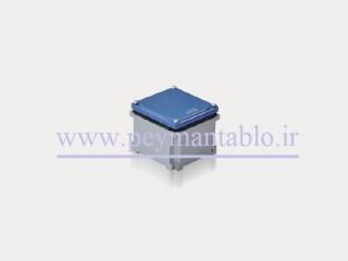 جعبه تقسیم آلومینیومی (دایکاست) 50*92*92 VESTON