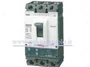 کلید اتوماتیک کامپکت (حرارتی) ، (630 و 500) آمپر ، سه پل (400 ولت) قابل تنظیم ، LS