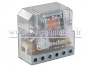 رله ضربه ای فیندر (مستطیل شکل) 230 ولت 10 آمپر Finder