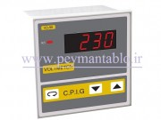 ولت متر تکی دیجیتال 0 تا 1000 ولت (C.P.I.G)