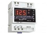 ترموستات دیجیتال 50- تا 125+ درجه کد Shiva Amvaj 15B3