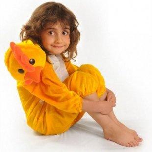 تن پوش حيوانات مدل جوجه سايز 3