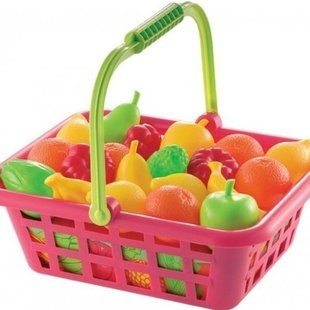 سبد میوه 12 تکه ecoiffier کد986
