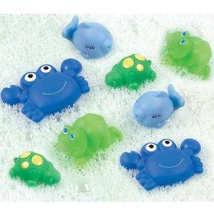 پوپت پلاستیکی حیوانات آبی 8تکه playgroکد109864
