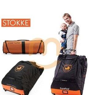 چمدان کالسکه stokke