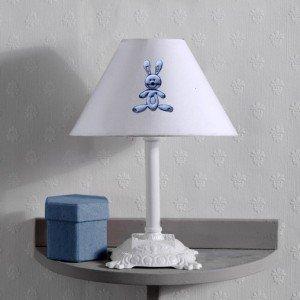 آباژور اتاق کودک طرحrabitte blue کودکkidboo