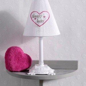 آباژور اتاق کودک طرحkidboo cute bear pink