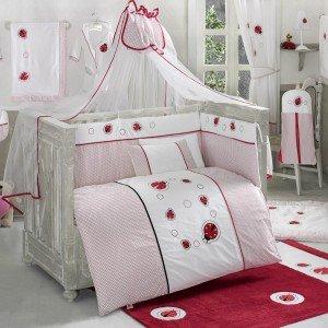 سرویس خواب ۹ تکه کودک Little Ladybug  kidboo