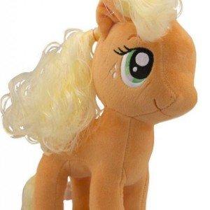 عروسک اسب پونی نارنجی کد650120