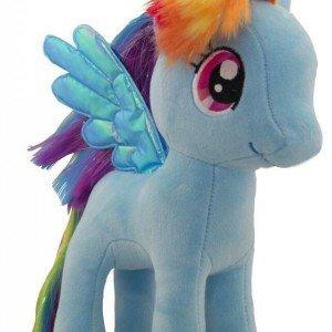 عروسک اسب پونی آبی کد650090