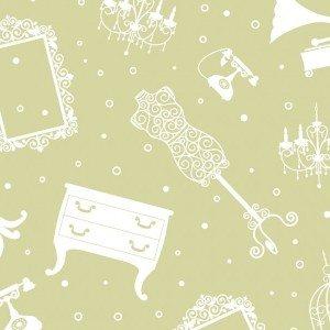 کاغذ دیواری ایتالیایی اتاق کودک - بیم بوم بام 2202