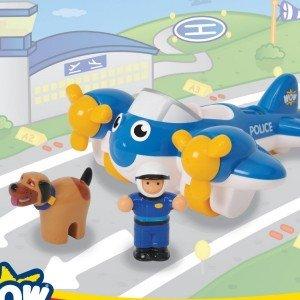 police plane peteکد 3092