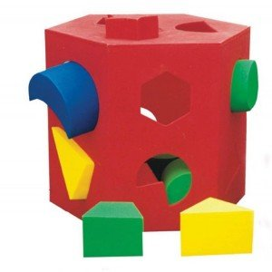 پازل اشکال هندسیS510 lerado