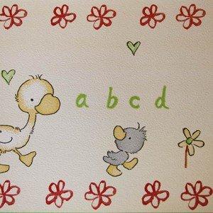 حاشیه (بوردر) - کاغذ دیواری هپی دیز  00-5758
