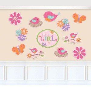 تزیین دیوار اتاق کودک مقوایی کد191121