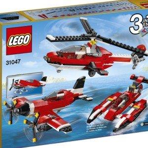 لگوي 3 در 1 هواپیما سری CREATOR  كد 31047