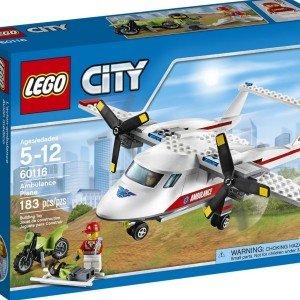 لگوي هواپیمای امداد سری CITY كد 60116
