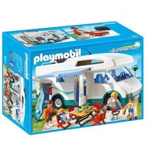 playmobil Summer Camper كد 6671