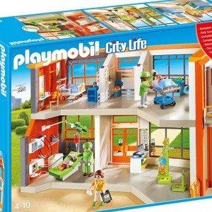 Playmobil  Furnished Children's Hospital كد 6657